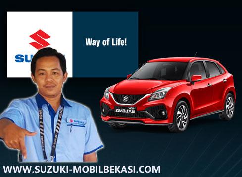Suzuki Bekasi BALENO MC