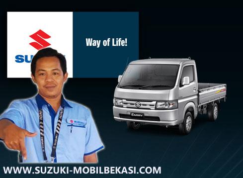 Suzuki Bekasi NEW CARRY
